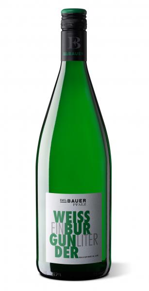 Emil Bauer - Weissburgunder - Qualitätswein