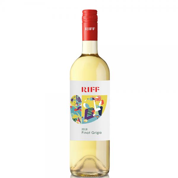 RIFF- Pinot Grigio - DOC- Progetto Lageder - Bio