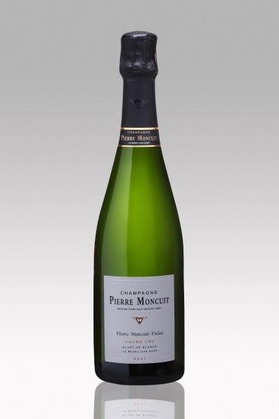 Champagner- Pierre Moncuit Delos -Grand Cru - Blanc de Blanc