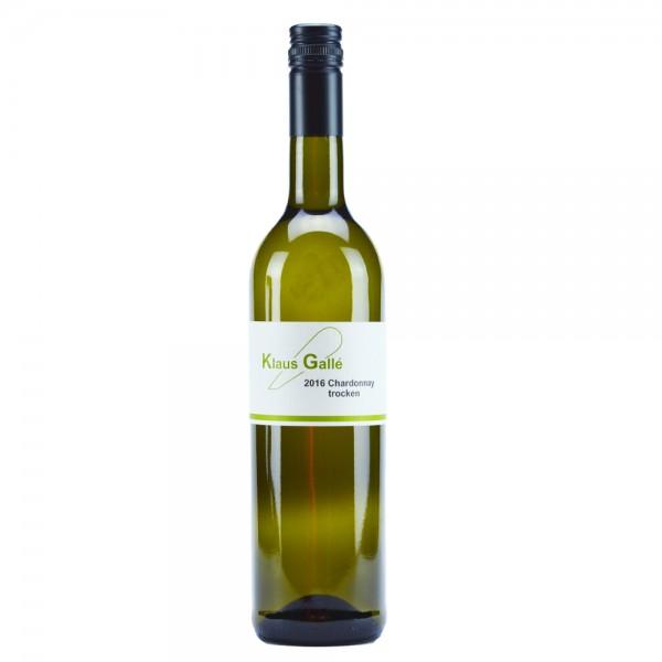 Chardonnay - Klaus Galllé