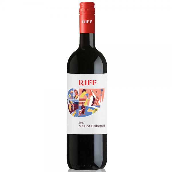 RIFF - Merlot|Cabernet - Venezie Rosso IGT- P. Lageder