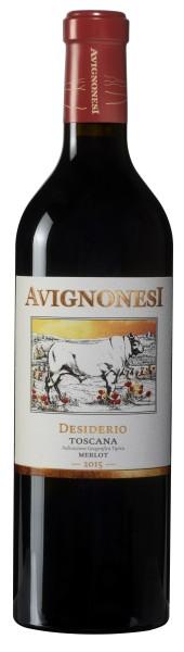 DESIDERIO IGT Toscana Merlot - Avignonesi - BIO