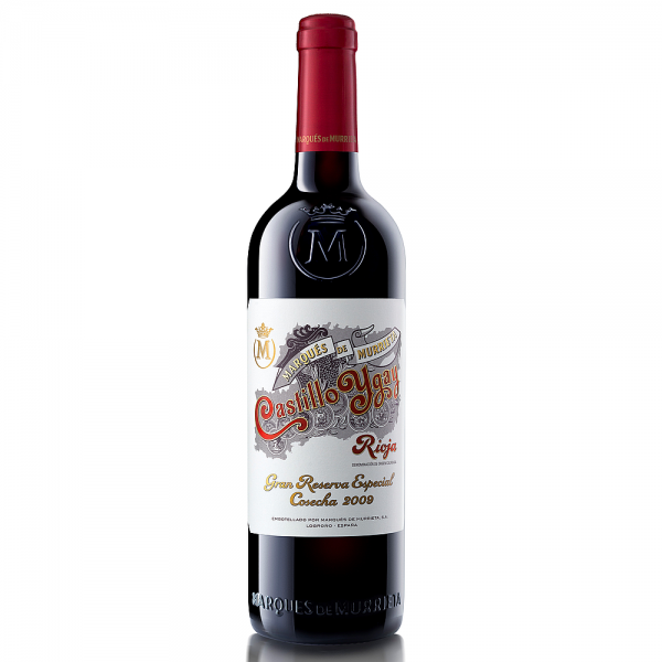 Marques de Murrieta - GRAND RESERVA ESPECIAL - D.O.Ca.Rioja