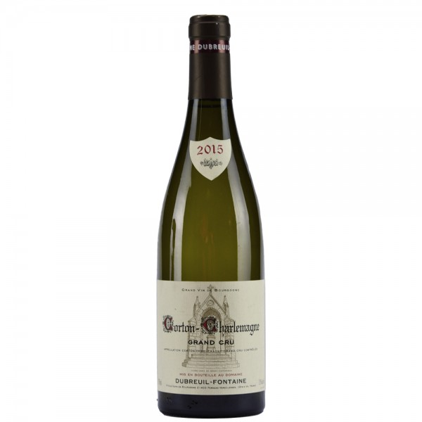 Corton Charlemagne GRAND CRU - Dubreuil Fontaine
