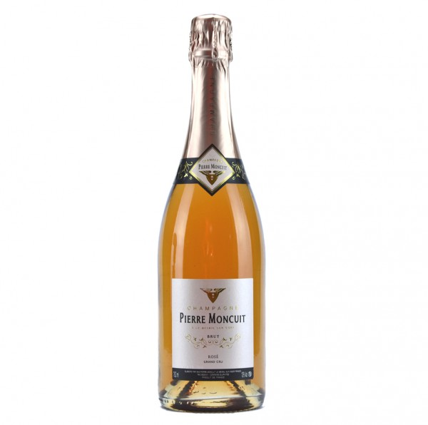 Champagner Pierre Moncuit-Rose-GRAND CRU