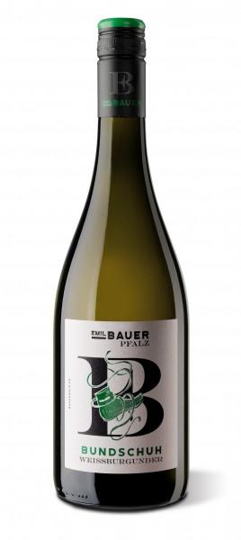 Emil Bauer - Weisser Burgunder - Qualitätswein