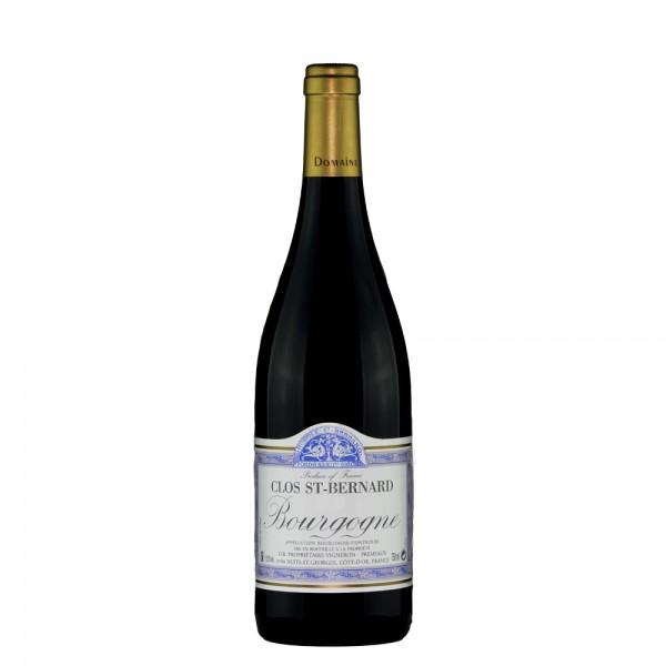 Bourgogne Rouge - Clos St. Bernard-
