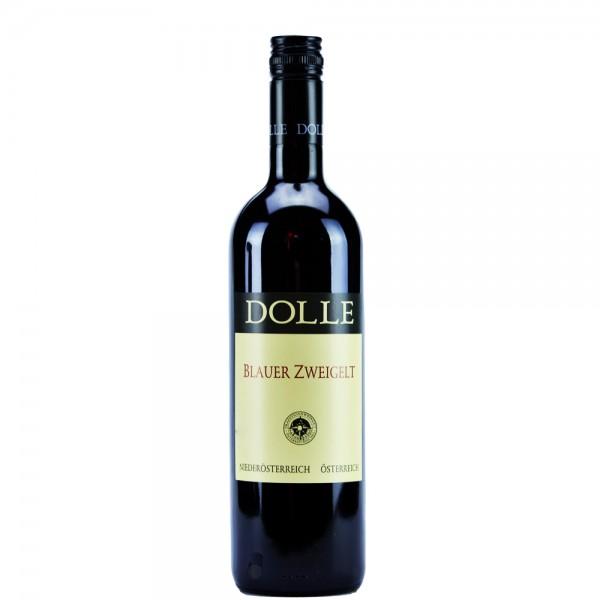 Blauer Zweigelt Qualitätswein - Gebiet Kamptal - Peter Dolle