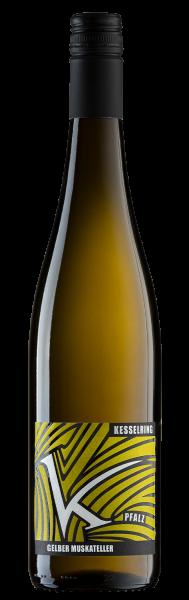 Kesselring - Muskateller - Qualitätswein